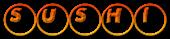 Font Ball Sushi Logo Preview