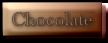 Font Baskerville Chocolate Button Logo Preview