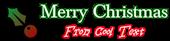 Font Baskerville Christmas Symbol Logo Preview