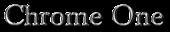 Font Baskerville Chrome One Logo Preview