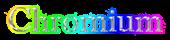 Font Baskerville Chromium Logo Preview