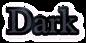 Font Baskerville Dark Logo Preview