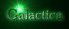 Font Baskerville Galactica Logo Preview