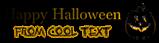 Font Baskerville Halloween Symbol Logo Preview
