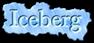 Font Baskerville Iceberg Logo Preview