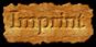 Font Baskerville Imprint Logo Preview