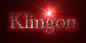 Font Baskerville Klingon Logo Preview