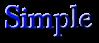 Font Baskerville Simple Logo Preview