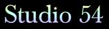 Font Baskerville Studio 54 Logo Preview