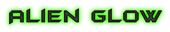 Font BatmanForeverAlternate Alien Glow Logo Preview