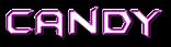 Font BatmanForeverAlternate Candy Logo Preview