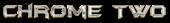 Font BatmanForeverAlternate Chrome Two Logo Preview