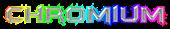 Font BatmanForeverAlternate Chromium Logo Preview