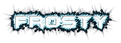 Font BatmanForeverAlternate Frosty Logo Preview