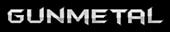 Font BatmanForeverAlternate Gunmetal Logo Preview