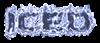 Font BatmanForeverAlternate Iced Logo Preview