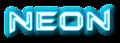 Font BatmanForeverAlternate Neon Logo Preview