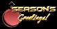 Font BatmanForeverAlternate Seasons Greetings Logo Preview
