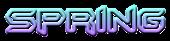 Font BatmanForeverAlternate Spring Logo Preview