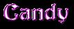 Font Becker Candy Logo Preview