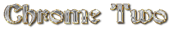 Font Becker Chrome Two Logo Preview