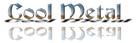 Font Becker Cool Metal Logo Preview
