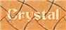 Font Becker Crystal Logo Preview