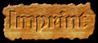 Font Becker Imprint Logo Preview