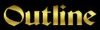 Font Becker Outline Logo Preview