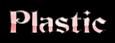 Font Becker Plastic Logo Preview