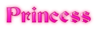 Font Becker Princess Logo Preview