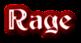Font Becker Rage Logo Preview