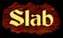 Font Becker Slab Logo Preview