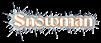 Font Becker Snowman Logo Preview