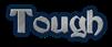 Font Becker Tough Logo Preview