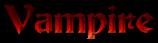 Font Becker Vampire Logo Preview