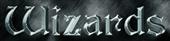 Font Becker Wizards Logo Preview
