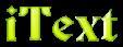 Font Becker iText Logo Preview