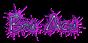 Font BigMisterC Bad Acid Logo Preview