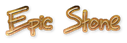 Font BigMisterC Epic Stone Logo Preview