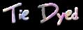 Font BigMisterC Tie Dyed Logo Preview