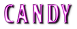 Font BOOTLE Candy Logo Preview