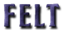 Font BOOTLE Felt Logo Preview