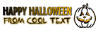 Font BOOTLE Halloween Symbol Logo Preview