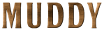 Font BOOTLE Muddy Logo Preview