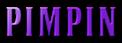 Font BOOTLE Pimpin Logo Preview