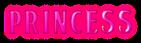 Font BOOTLE Princess Logo Preview