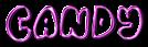 Font Chubb Candy Logo Preview