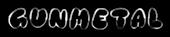 Font Chubb Gunmetal Logo Preview