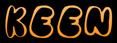 Font Chubb Keen Logo Preview